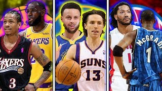 Every NBA Stars Childhood Hero