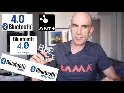 Bluetooth Smart vs ANT+ : Connectivity Primer for Consumers