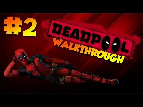 Deadpool - Job One | Part 2 | Gaming Box