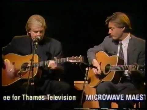 JUSTIN HAYWARD/THE MOODY BLUES-YOUR WILDEST DREAMS-THIS MORNING   24.1.1990.PT.2