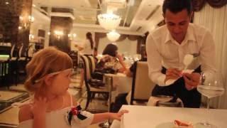 Маленькая куколка Софи в Amara Dolce Vita (Амара Дольче Вита)(Amara Dolce Vita, Кемер, Текирова Amara Dolce Vita Luxury Hotel Tekirova, Kemer, Turkey., 2016-07-09T19:56:47.000Z)
