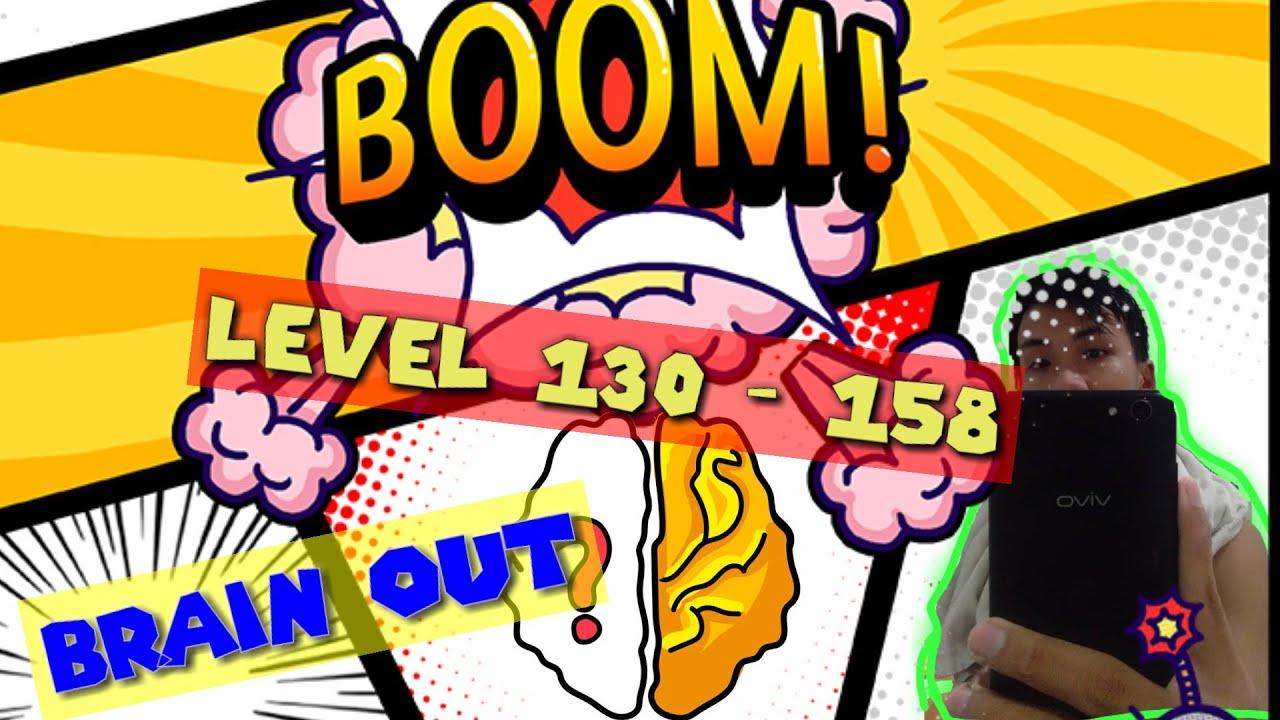 Kunci Jawaban Brain Out Level 130 Sampai 158 Si Pemula Games 2020 Youtube