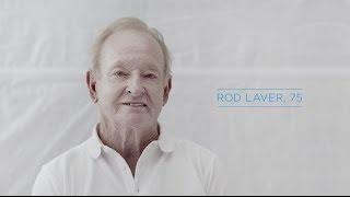 Australian Open: Mark of a Champion - Rod Laver - 2014 Australian Open
