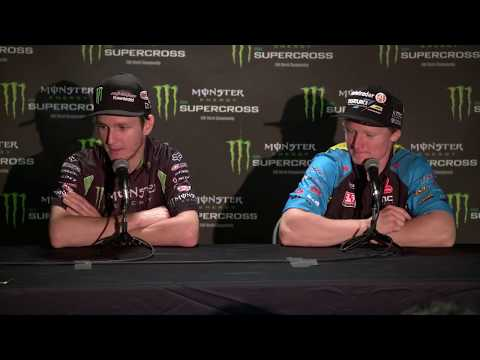 250SX Post Race Press Conference - Oakland - Race Day LIVE 2018