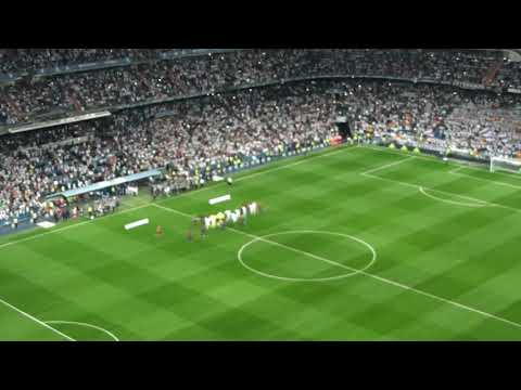 Hala Madrid y nada mas Supercopa de España 2017, Real Madrid CAMPEON
