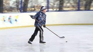 Проверка хоккейных коробок
