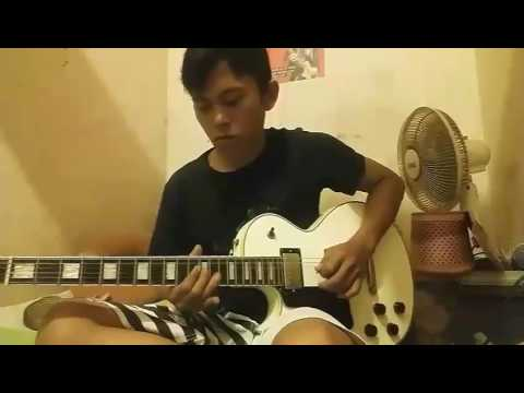 Gutar cover solo knocking on heavens door by GunsNroses