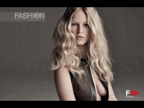 ANNA EWERS Model Spring 2020 - Fashion Channel