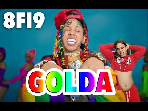 6IX9INE- GOOBA (Official Music Parodia) GOLDA – 8FI9