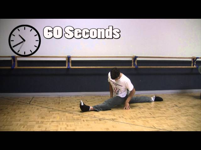 How to Breakdance | Stretching For Headspin Flexibility