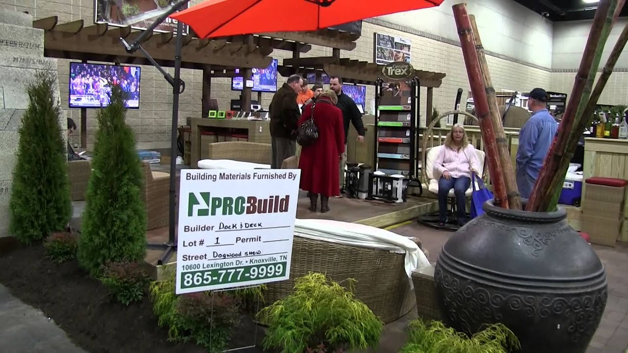 Charmant Knoxville Home And Garden Show 2015   YouTube