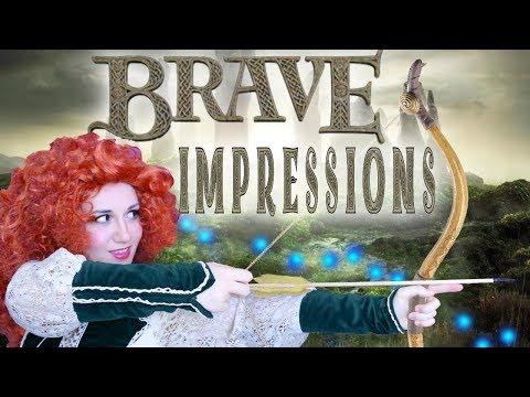 Pixar Brave Impressions (Disney) - Madi2theMax