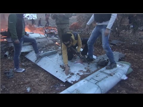 Breaking: U.S. Backed Terrorists Shoot Down Russian Plane in Syria - Russia Retaliates