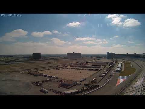 Cloud Camera 2018-11-13: Texas Motor Speedway