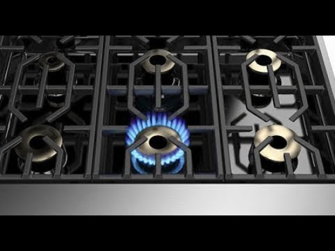 Viking / Gas Range No Spark or Flame Igniter troubleshooting. Quick Fix