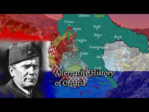 Alternative History Of Croatia 1848-2021