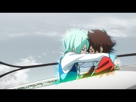AMV - Fight For Your Dreams 「 Eureka Seven 」