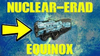*NUCLEAR ERAD-EQUINOX | *NEW BEST SUB MACHINE GUN!?* | CALL OF DUTY INFINITE WARFARE