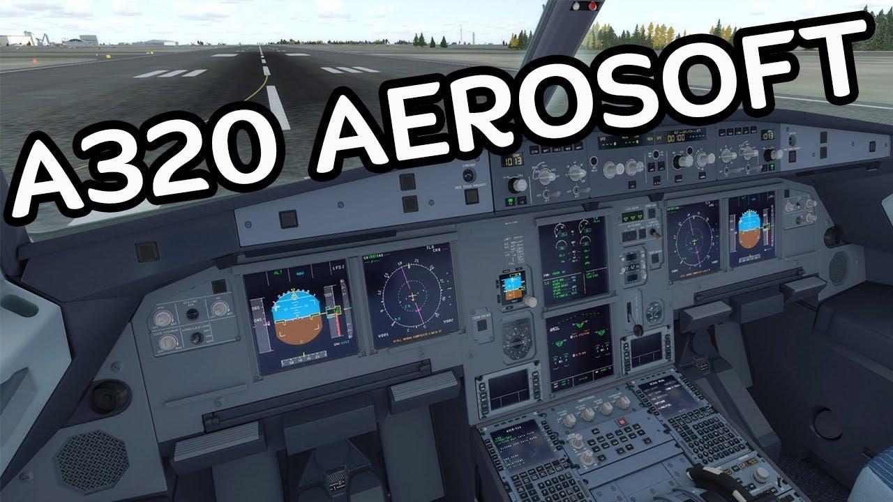 VEJA AQUI COMO BAIXAR O A320 AEROSOFT COMPLETO NO FSX E P3D
