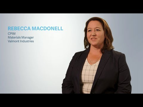 Member Success Story - Rebecca MacDonell, CPIM