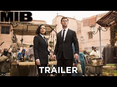 MEN IN BLACK™: INTERNATIONAL - Trailer 3 - Ab 13.6.19 im Kino!