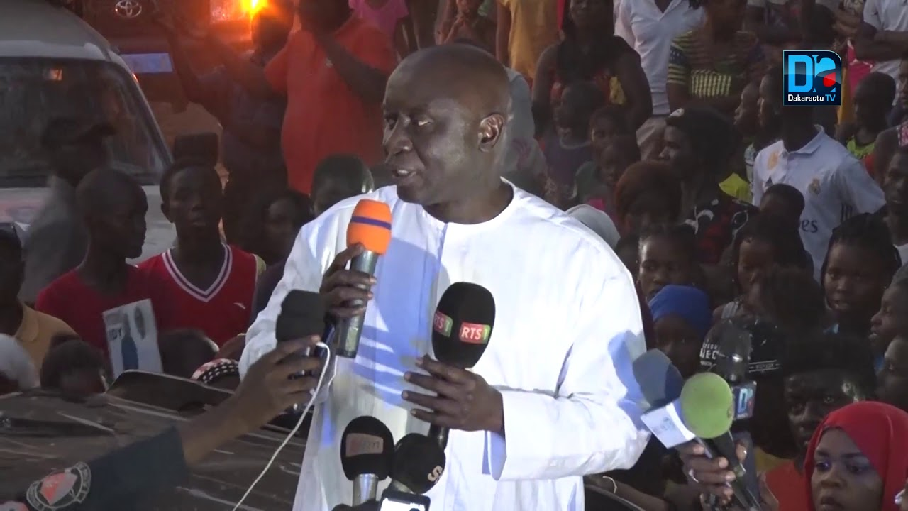 Campagne présidentielle 2019 : Les grandes étapes de la Marche Orange de la coalition IDY2019 ce mercredi en Casamance.