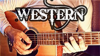 How to play Old Western (tab, chords)