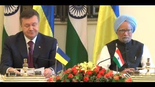 State Visit of President of Ukraine- Media Statements ( December 10, 2012)