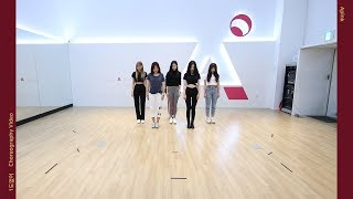 Apink 에이핑크 1도 없어 안무영상 ONE Ver. (Choreography Video)