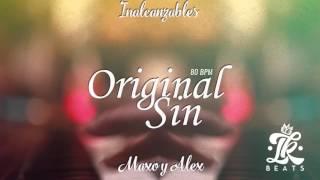 """""""Original Sin"""" Hip Hop Instrumental Inalcanzables Beats (Maxo Produce con El Maestro Alex)"""