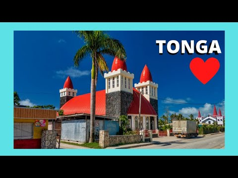 TONGA'S stunning churches ⛪ in Nuku'alofa, let's go see them!