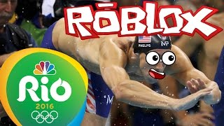 "Third Place ""Roblox Rio Olympic games 2016"""