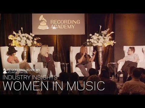 Industry Insights: Linda Perry, Sylvia Massy & TRAKGIRL On Women In Music | Atlanta Chapter