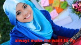 Only Yours - Lyric (Original Song) - Najwa Latif