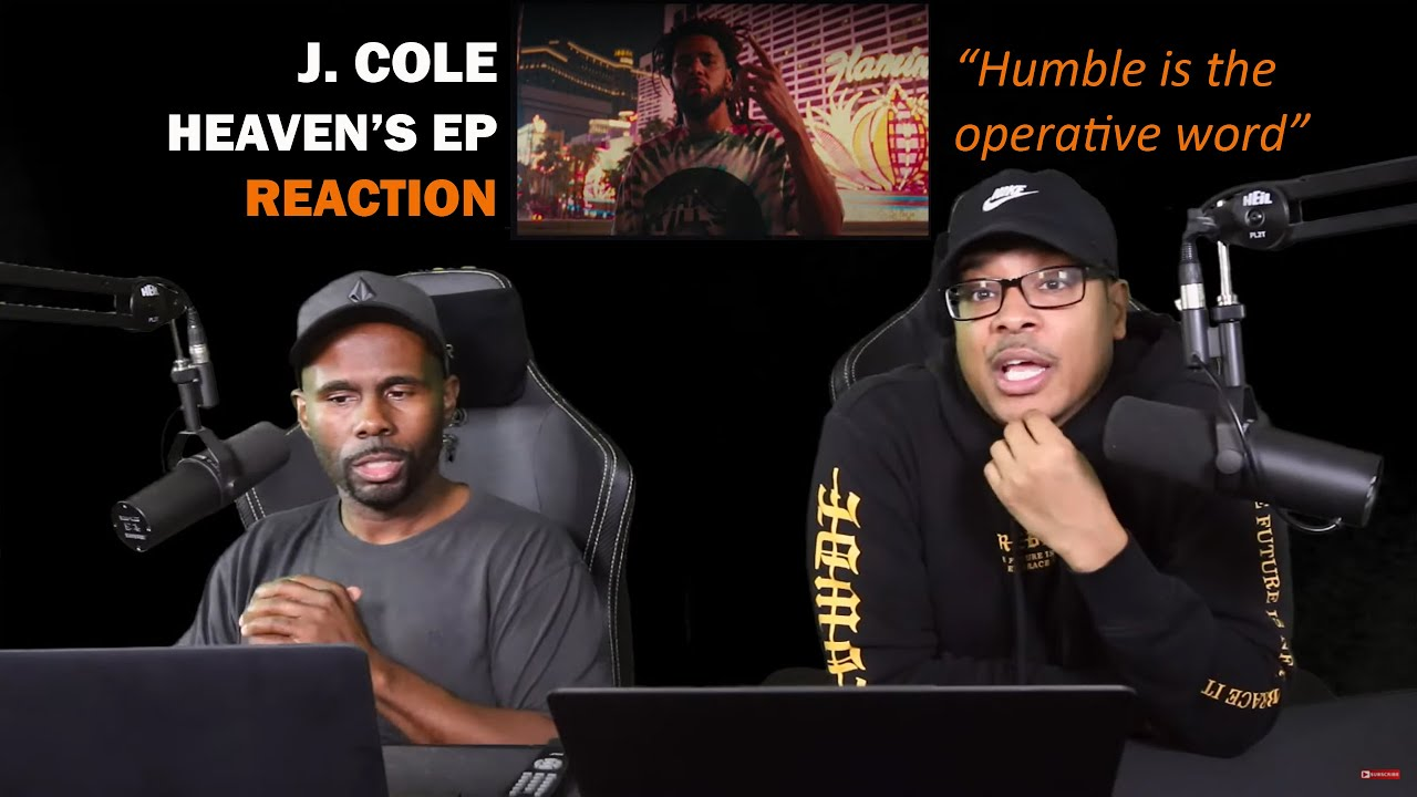 Download J. Cole - Heaven's EP (REACTION!)