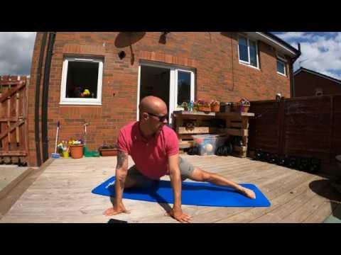 30 day split stretch challenge  youtube