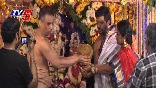 Sri Rama Navami Celebrations | Seeta Rama Kalyanam | Sai Datta Peetham | New Jersey | TV5 News