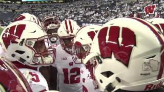 Repeat youtube video No Extra Motivation Needed For Badgers in Cotton Bowl