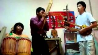 Thai northeastern Folk Music   Electric Guitar Pin & Khan improvise Morlum   YouTube