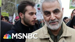 'Pouring Gasoline On A Smoldering Fire,' Says Admiral | Morning Joe | MSNBC