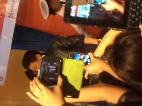 DARREN ESPANTO Sings DOMINO @Nagaland E-Mall