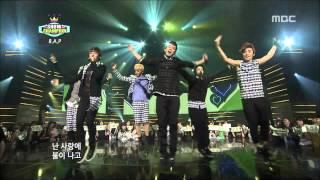 Show Champion, B.A.P - Crash #03, 비에이피 - 대박사건 20120918