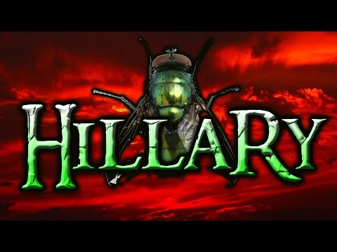 HILLARY: Most OCCULT CLINTON video you'll see before ELECTION (TRUMP v CLINTON)