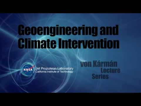 "Technology to ""Stop Global Warming""   NASA Self-Fulfilling Own Prophesy of Climate Change"