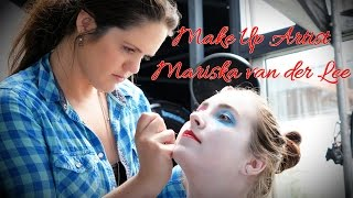 Showreel MUA (Make Up Artist) Mariska van der Lee, 2016