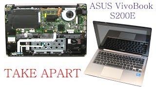 видео ASUS VivoBook S200E