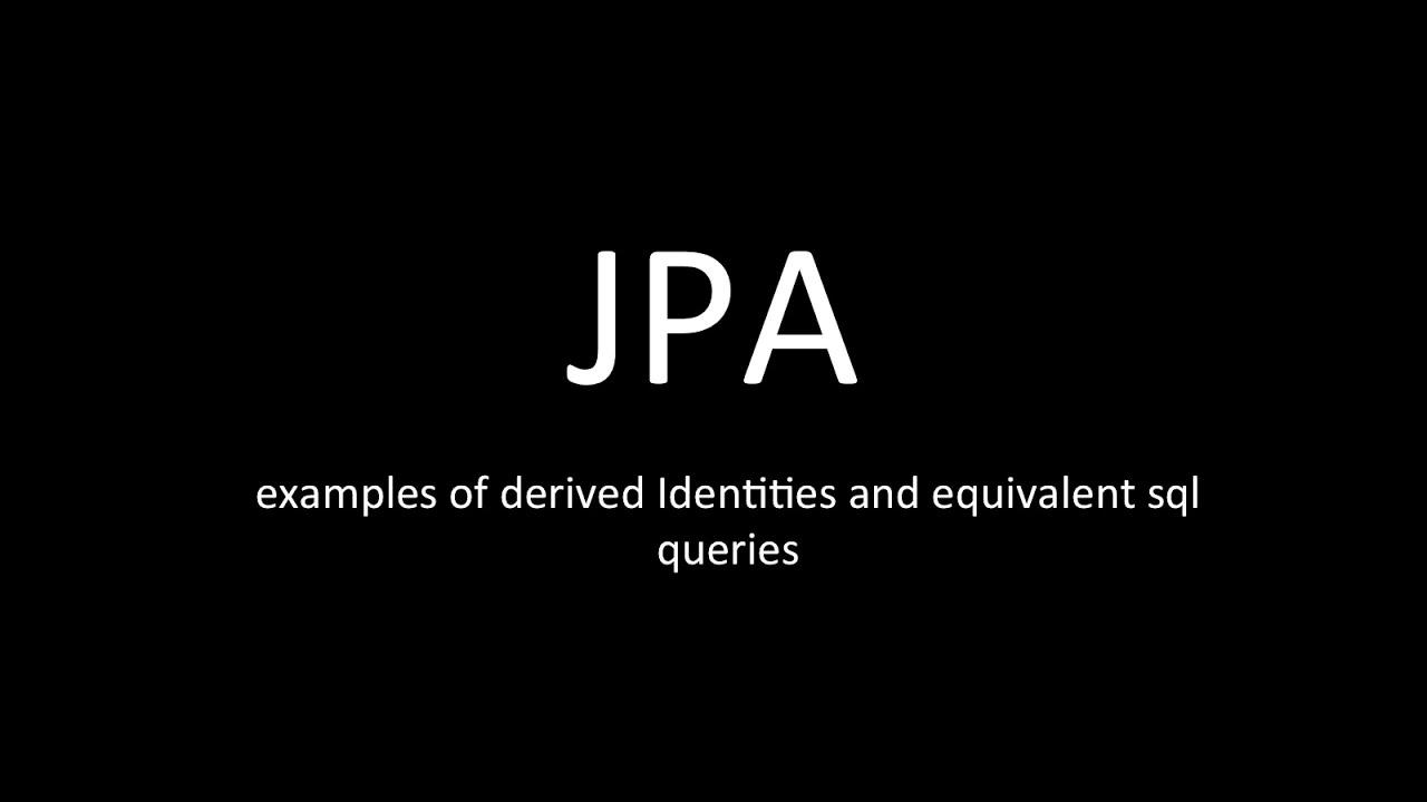 12 hibernate/jpa primary key examples