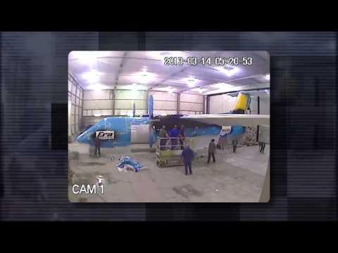 Avmax Aviation Services Painting Facility - Great Falls, Montana