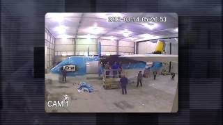 Avmax Aviation Services Painting Facility - Great Falls, Montana