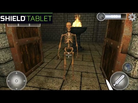 Old Gold 3D - Gameplay Nvidia Shield Tablet Android 1080p
